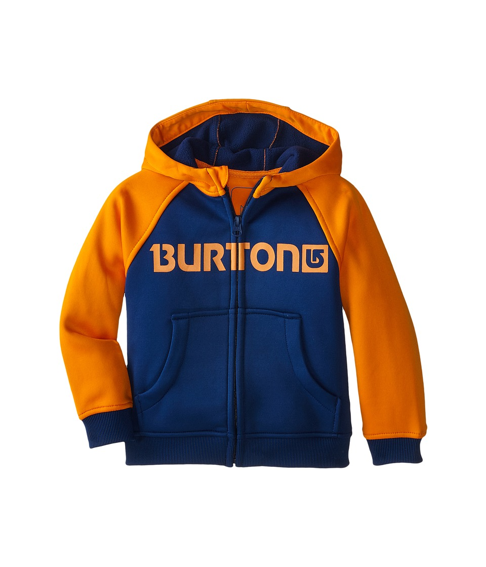 Burton Kids Mini Bonded Hoodie Toddler/Little Kids Boro/Safety Boys Sweatshirt