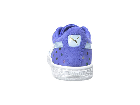 Puma Kids Suede Dotfetti Jr Little Kid Big Kid