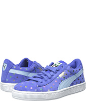 Puma Kids - Suede Dotfetti Jr (Little Kid/Big Kid)
