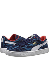 Puma Kids - Suede Geofetti Jr (Little Kid/Big Kid)