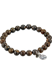 Chan Luu - 7 1/2' Bronzite Stretchy Single Bracelet
