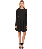 McQ - Long Sleeve Flirty Dress
