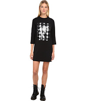 McQ - 1/2 Sleeve Box Dress