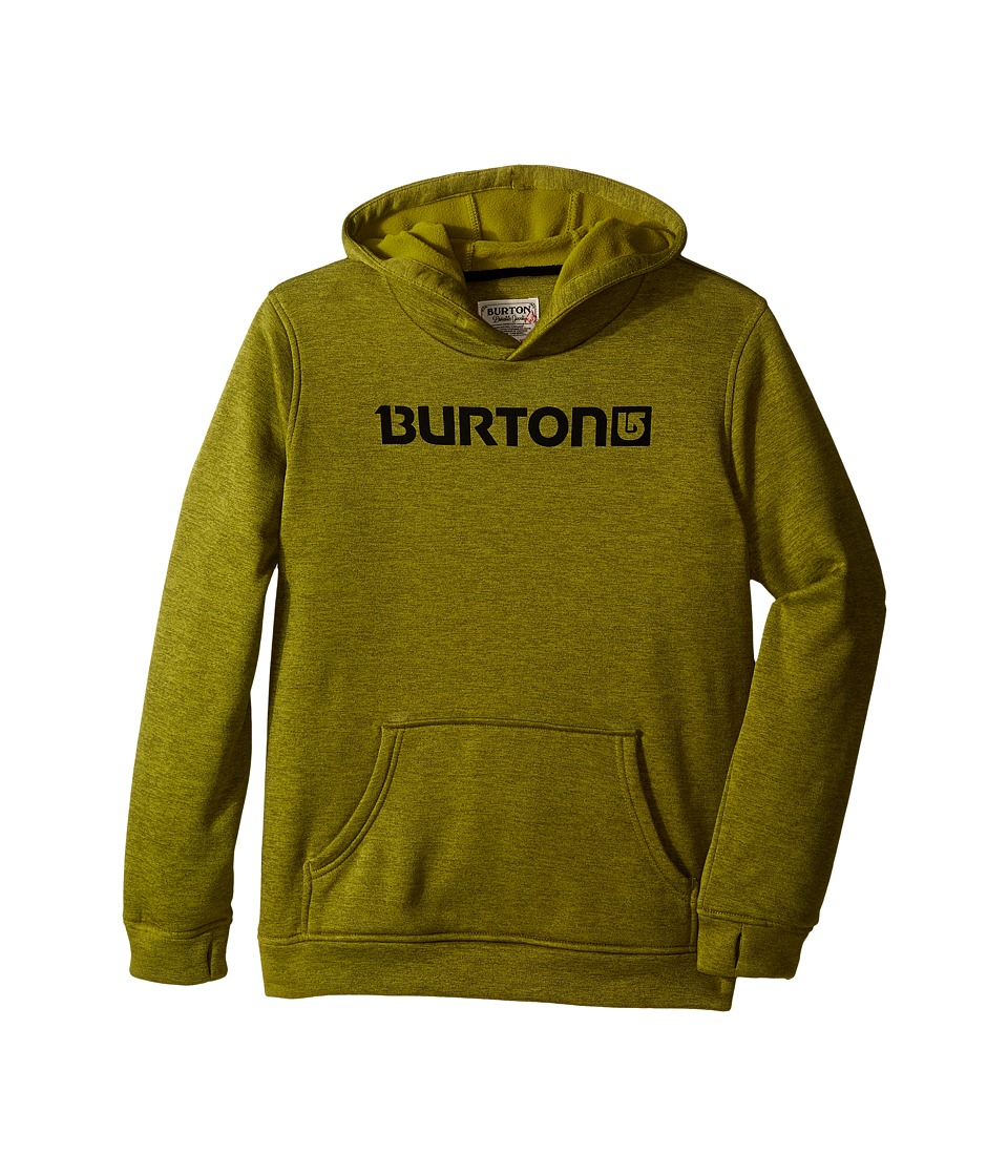 Burton Kids Oak Pullover Hoodie Little Kids/Big Kids Oasis Heather Boys Sweatshirt