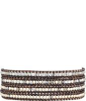 Chan Luu - 32' White Opal Mix Wrap Bracelet