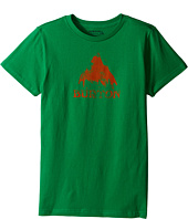 Burton Kids - Stamped Mountain Short Sleeve Tee (Big Kids)