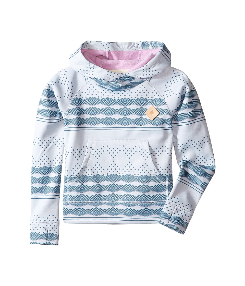 Burton Kids Heron Pullover Hoodie Little Kids/Big Kids Ethnic Herringbone Stripe Girls Sweatshirt