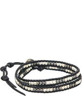 Chan Luu - 13' Nugget/Natural Black Wrap Bracelet