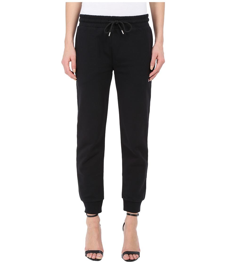McQ Classic Sweatpants Darkest Black Womens Casual Pants