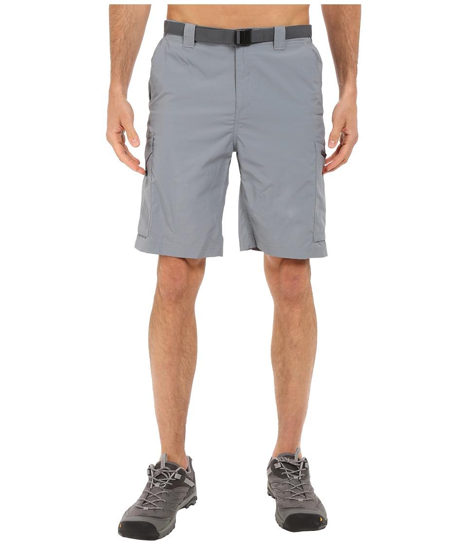Columbia Silver Ridge Cargo Short (Grey Ash) Men