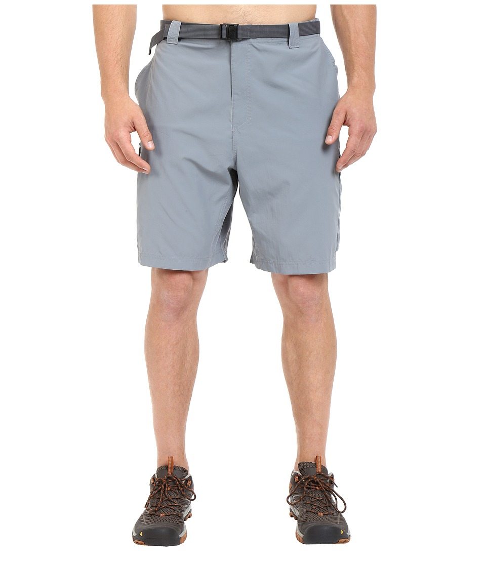 Columbia Big Tall Silver Ridge Cargo Short (42-54) (Grey ...
