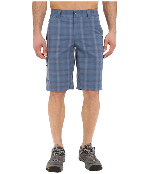 Columbia Cool Creek™ Stretch Plaid Short