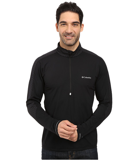 Columbia Trail Flash™ Half Zip - Black