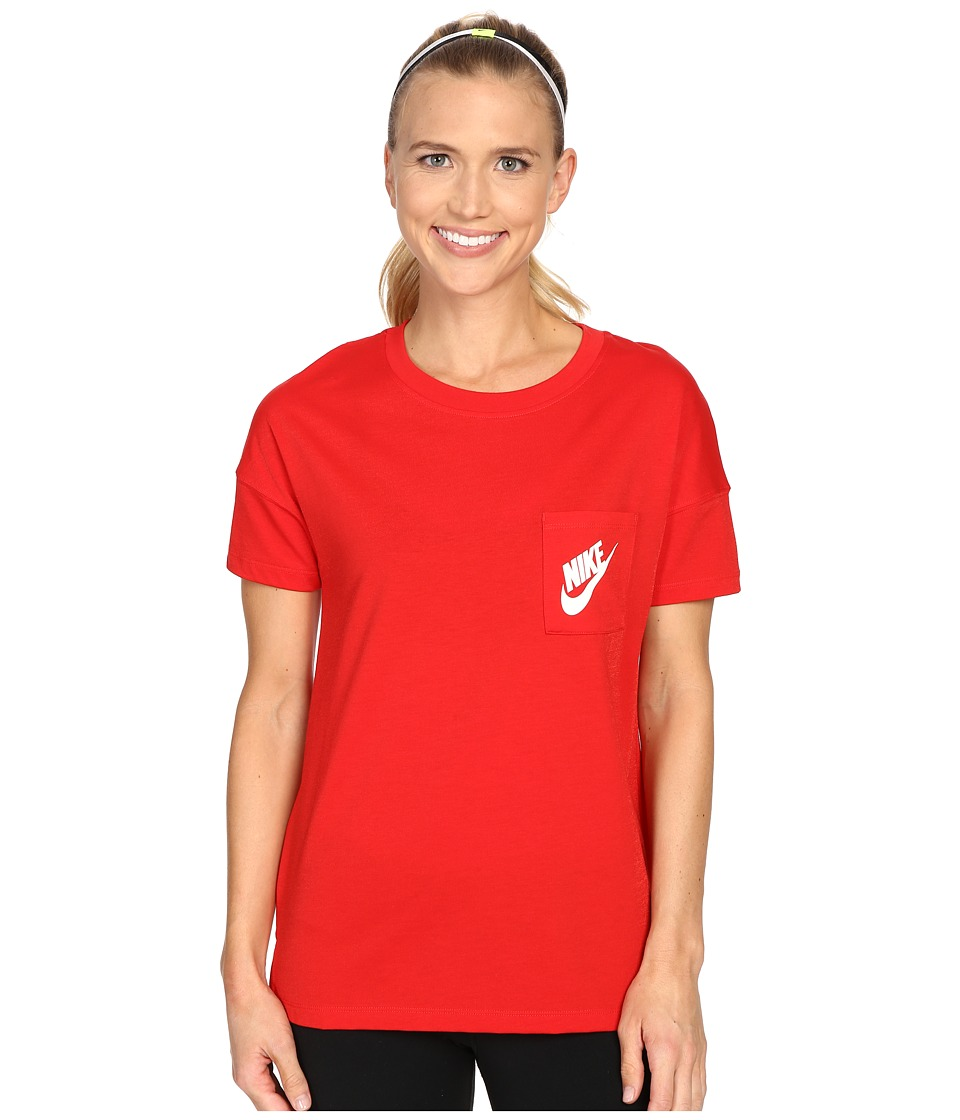 Nike Signal Logo W débardeur turquoise