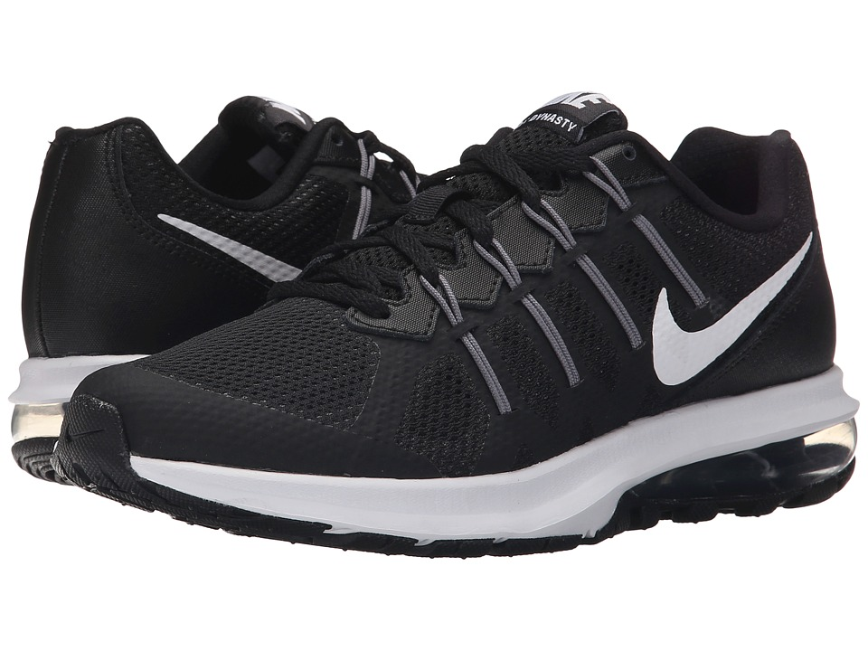 Nike Air Max Dynasty (Black/Cool Grey/Anthracite/White) Women