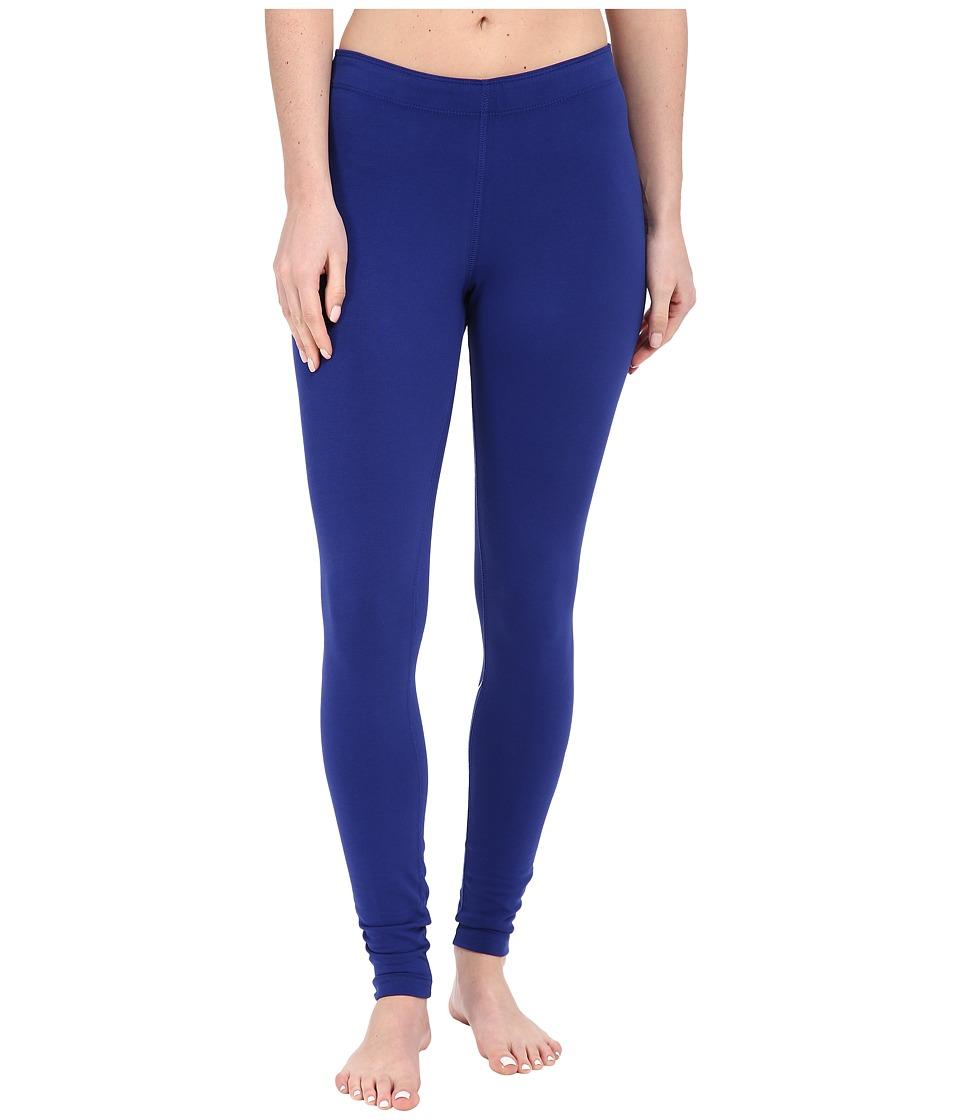 Nike Leg A See Logo Legging Deep Royal Blue/White Womens Casual Pants