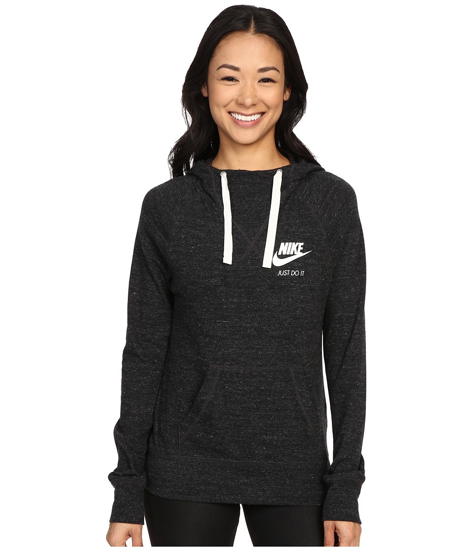 Nike Gym Vintage Hoodie (Black/Sail) Women
