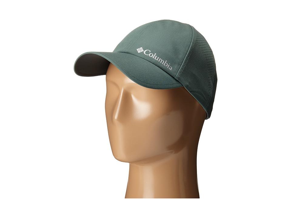 Columbia Silver Ridge Ball Cap II Commando/Columbia Grey Baseball Caps