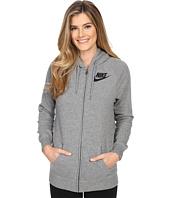 Nike - Rally Boyfriend Full-Zip Hoodie