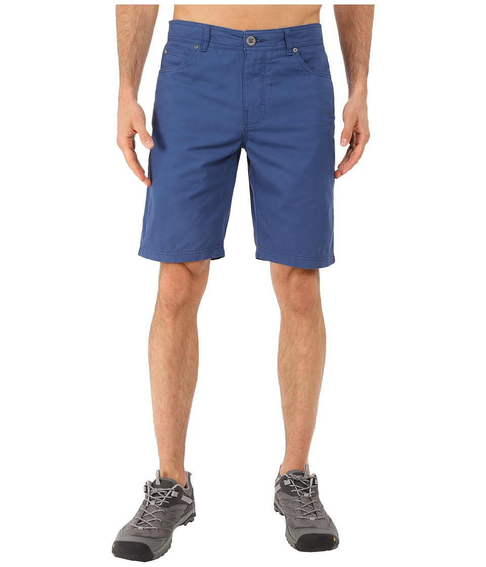 Columbia Bridge To Bluff Shorts Night Tide Collegiate Navy Mens Shorts