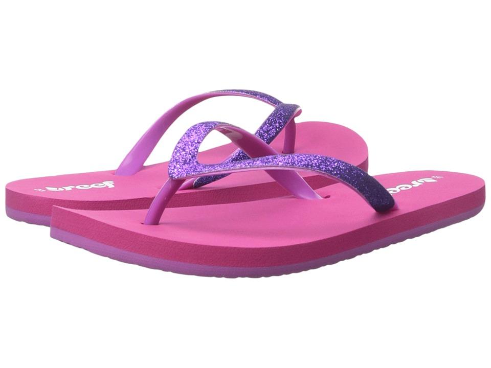 Reef Kids Little Stargazer Infant/Toddler/Little Kid/Big Kid Pink/Purple Girls Shoes