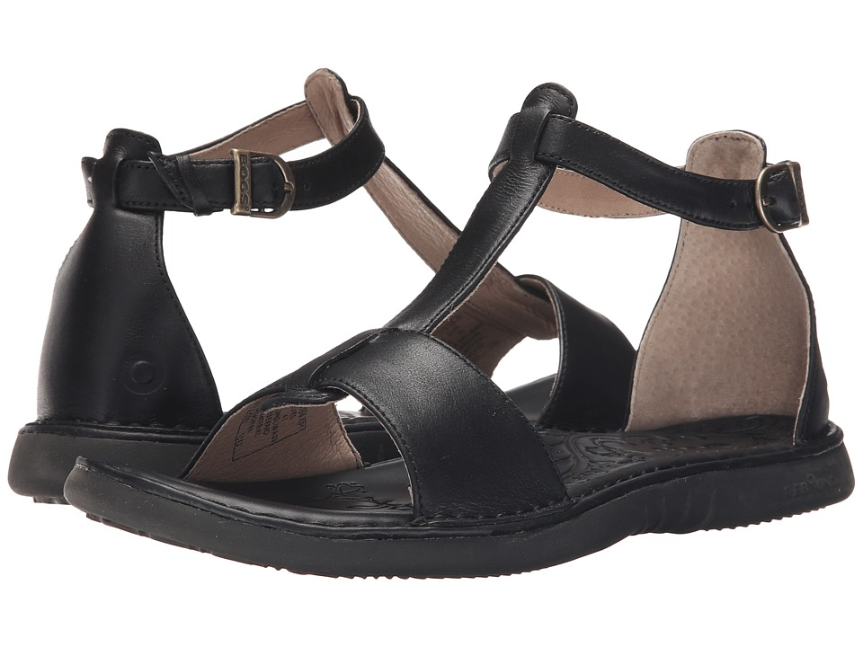 Bogs Amma Sandal Black Womens Sandals