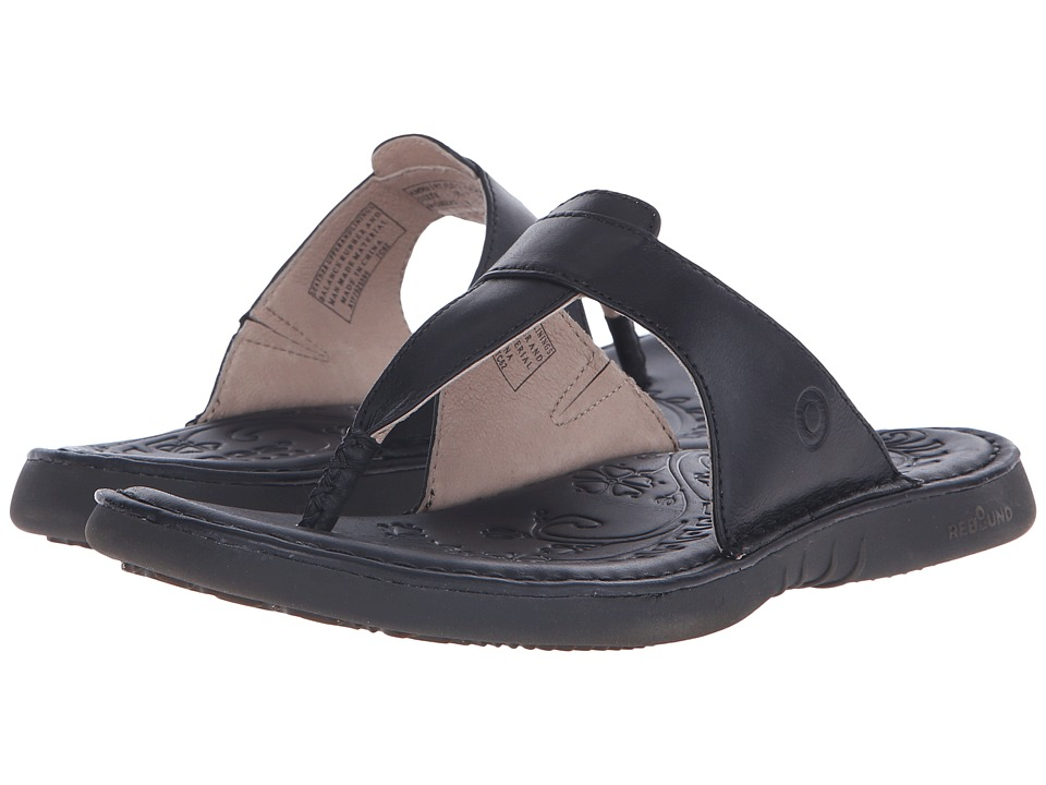 Bogs Amma 3 Point Flip Black Womens Sandals