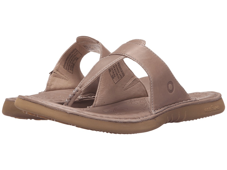 Bogs Amma 3 Point Flip Taupe Womens Sandals