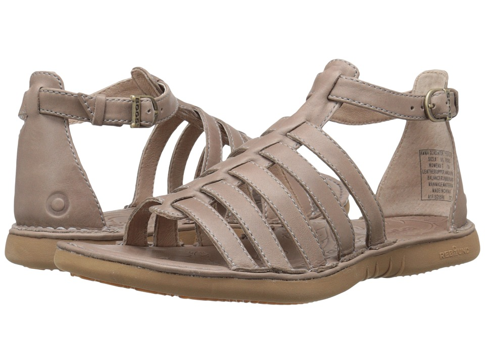 Bogs Amma Gladiator Taupe Womens Sandals