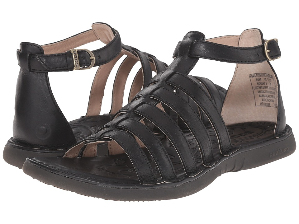 Bogs Amma Gladiator Black Womens Sandals
