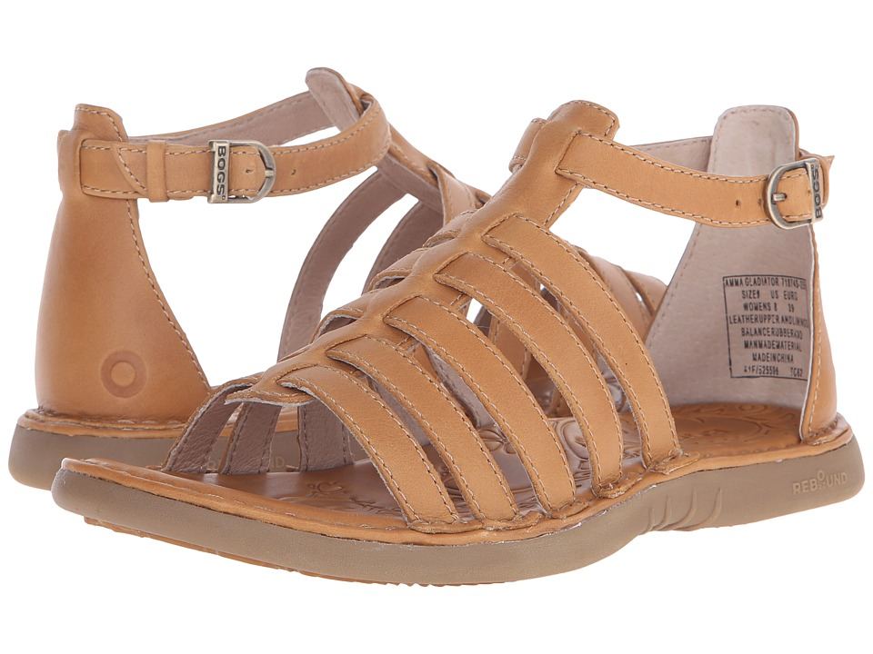 Bogs Amma Gladiator Toffee Womens Sandals