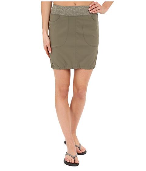 Mountain Hardwear Dynama™ Skirt - Stone Green