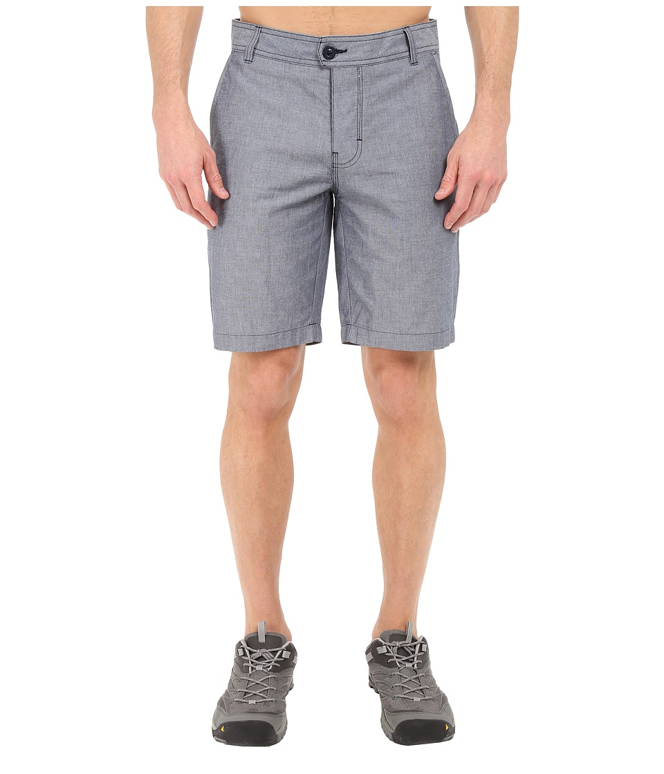 Columbia Dyer Cove Shorts Collegiate Navy Chambray Mens Shorts