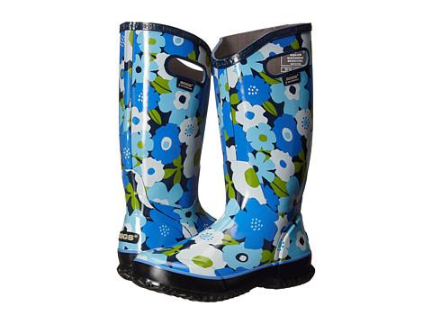 Bogs Spring Flowers Rain Boot - Navy Multi