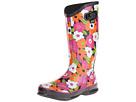 Spring Flowers Rain Boot