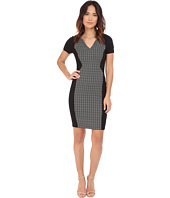 NYDJ - Sonya Grid Jacquard Dress