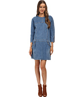 See by Chloe - Long Sleeve Denim Dress