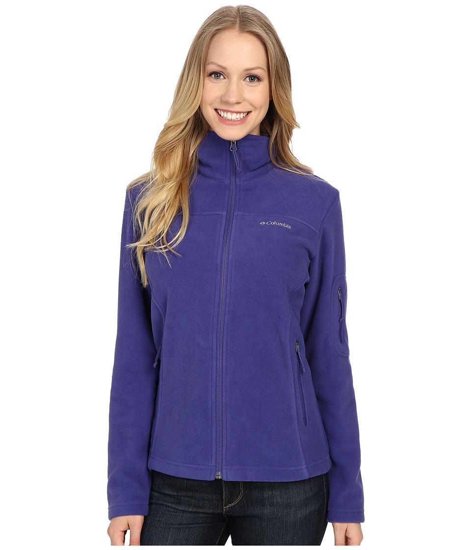 Columbia - Fast Trek II Full-Zip Fleece Jacket (Skyward) Women