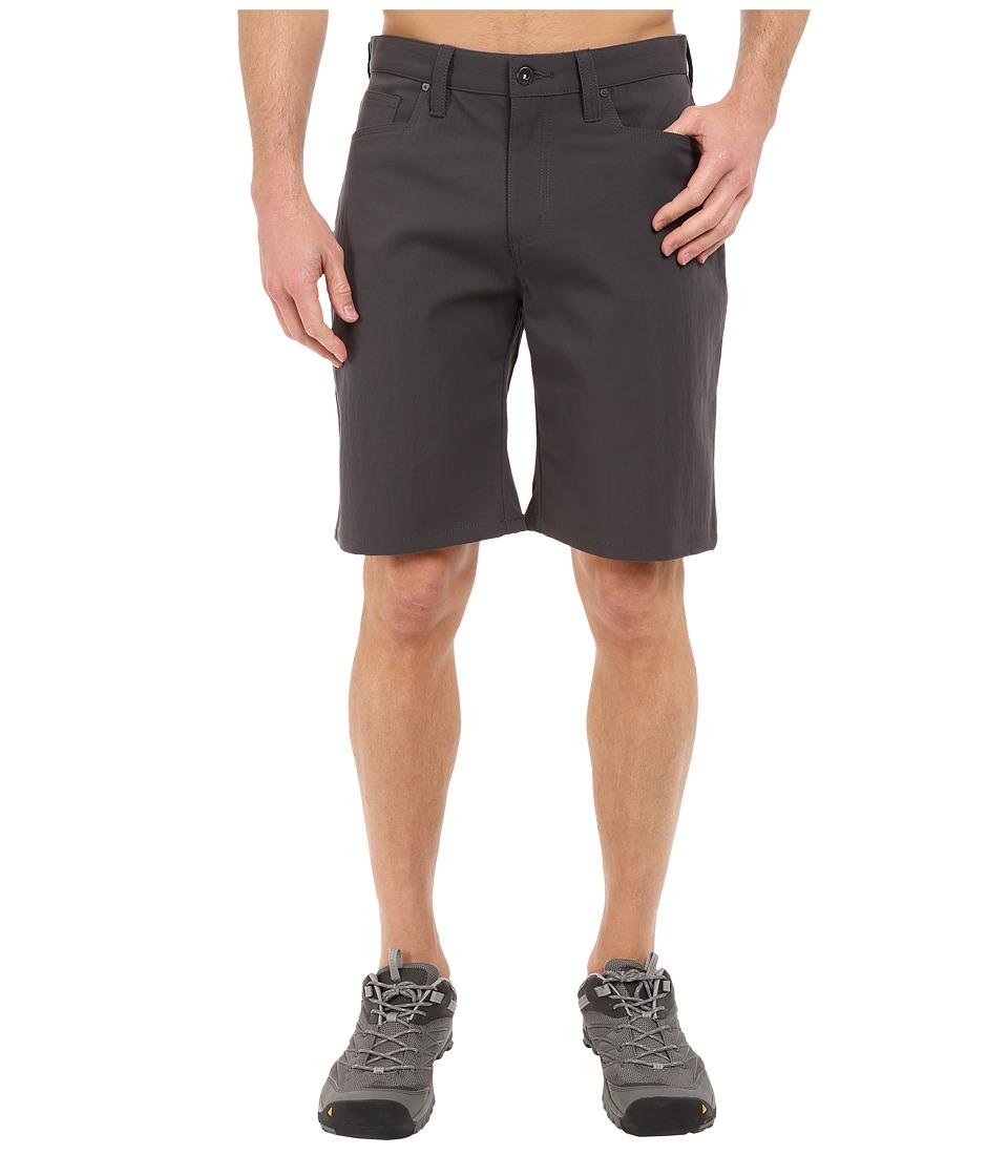 Mountain Hardwear Piero Utility Shorts (Shark) Men