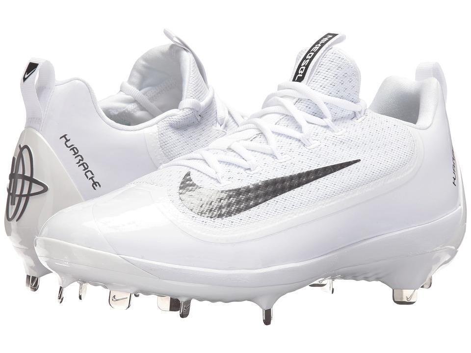 Nike Air Huarache 2KFilth Elite Low (White/White/Dark Grey) Men
