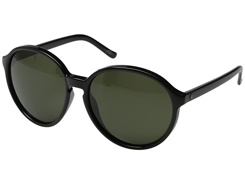 Electric Eyewear Riot Polarized - Gloss Black/Melanin 1 Grey Polar