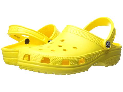 Crocs Classic Clog - Lemon