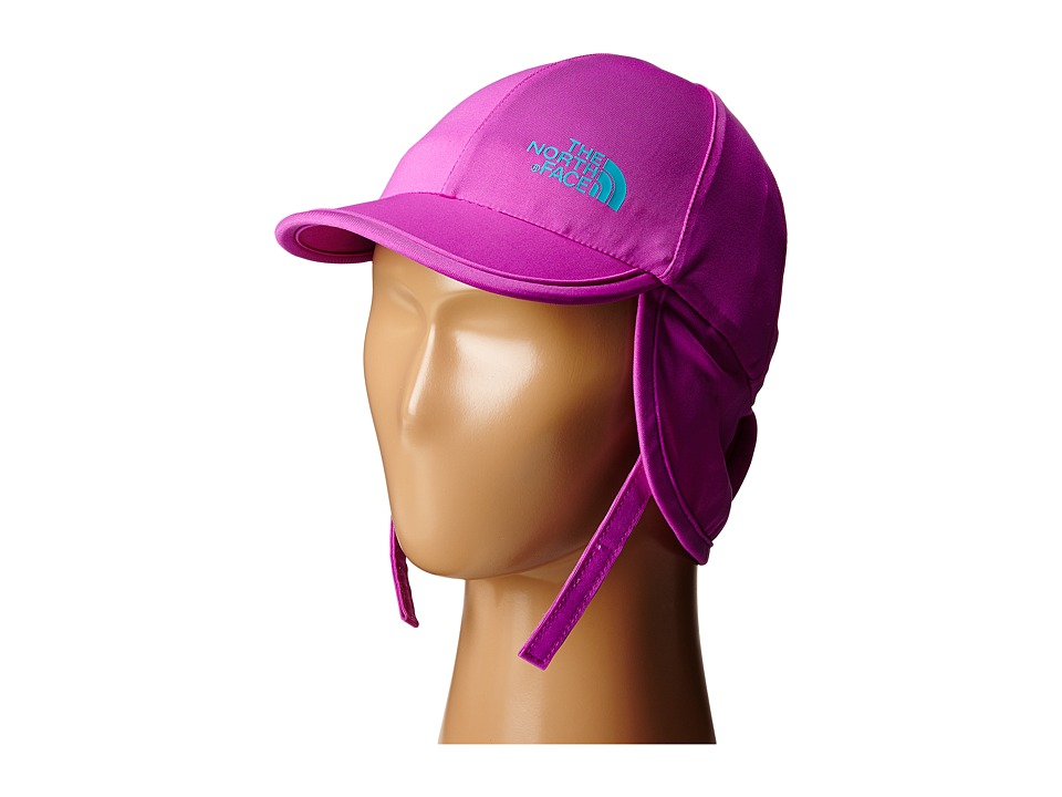The North Face Kids Baby Sun Buster Hat Sweet Violet Caps
