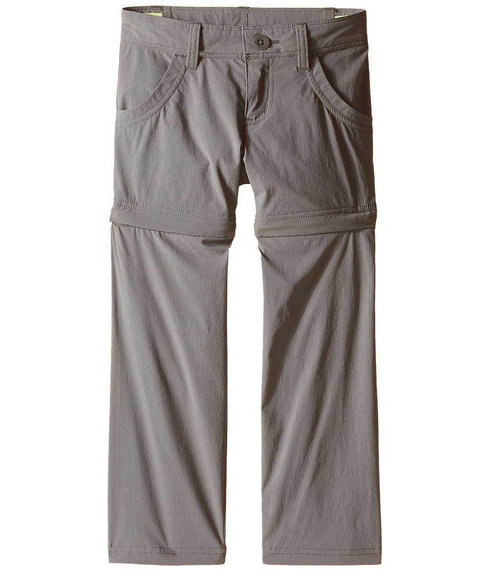 The North Face Kids Argali Convertible Hike Pants Little Kids/Big Kids Pache Grey/Pache Grey Girls Casual Pants