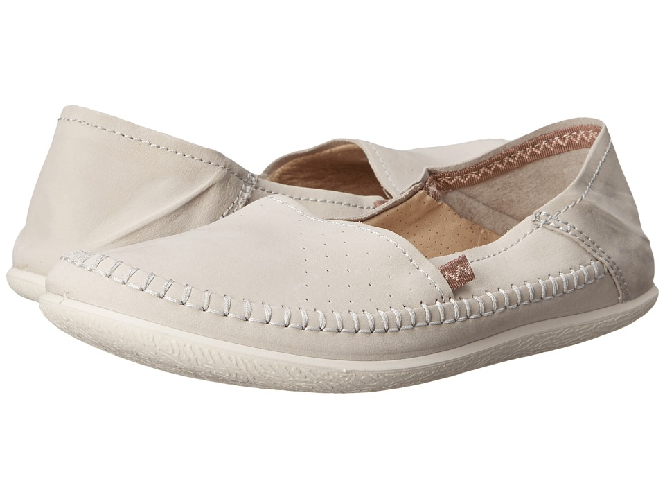 ECCO Easy L Moc Gravel Womens Moccasin Shoes
