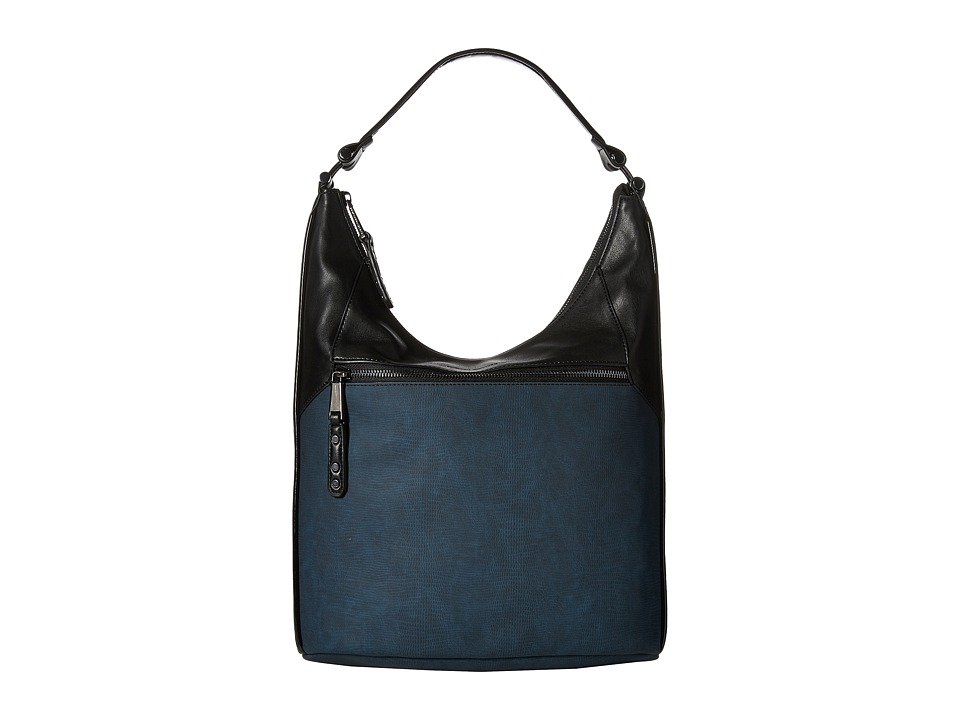 French Connection - Farah - Hobo (Navy/Nocturnal) Hobo Handbags