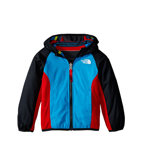 The North Face Kids Reversible Grizzly Peak Wind Jacket (Toddler)