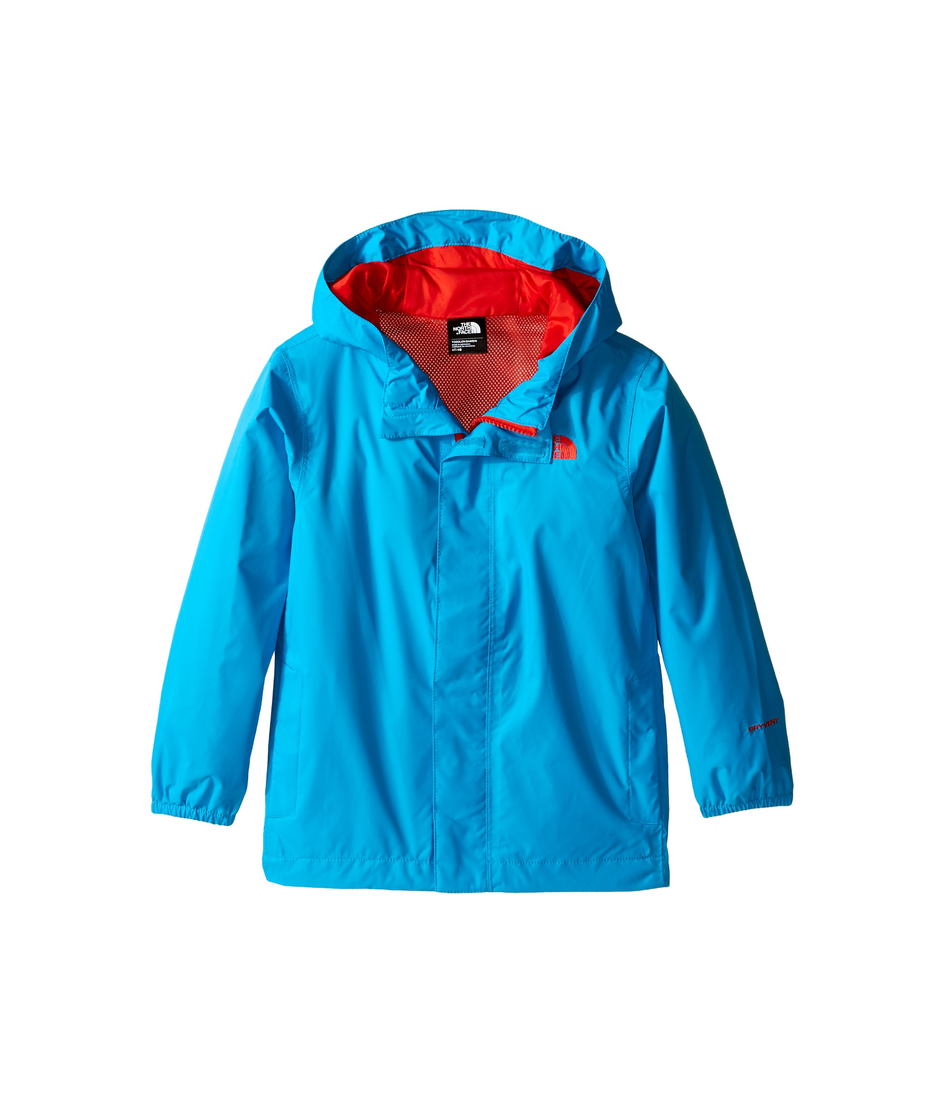The North Face Kids Tailout Rain Jacket (Toddler) - 6pm.com