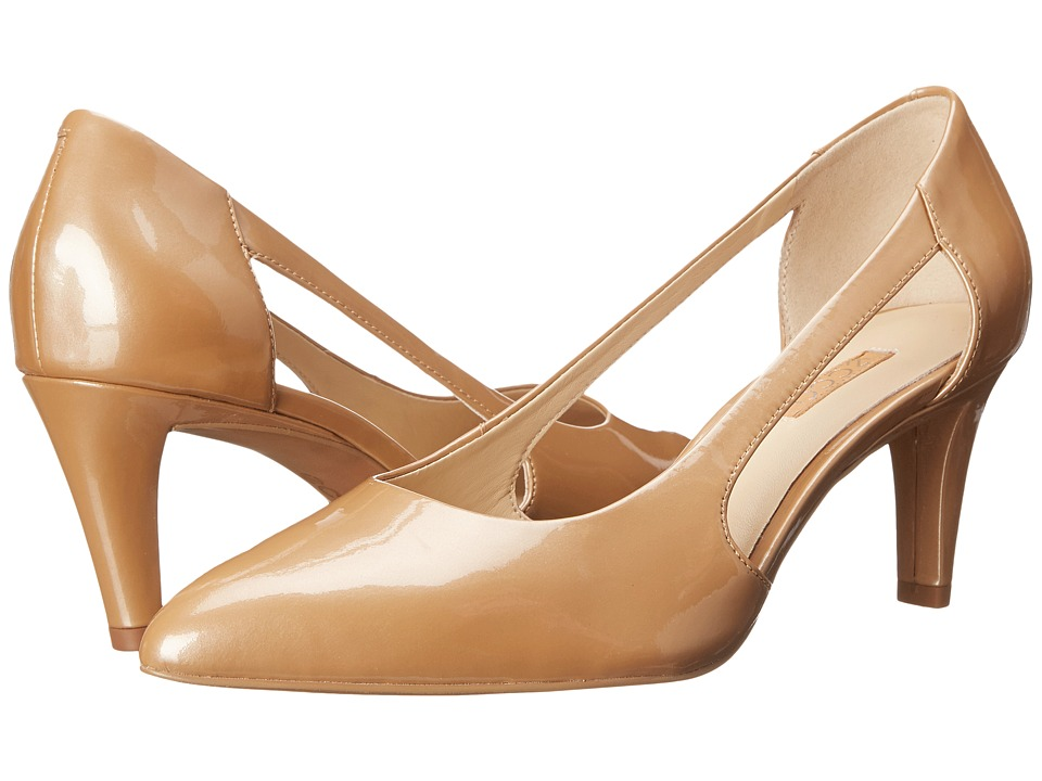 ECCO Belleair Sling Pump Teak High Heels