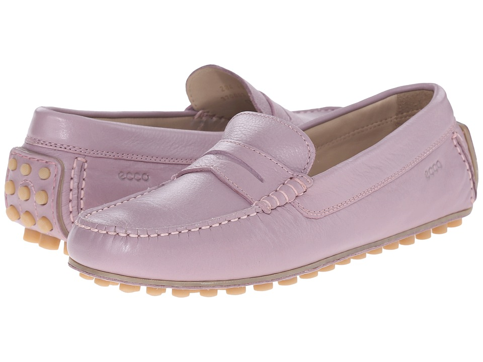 ECCO Dynamic Moccasin Penny Blush Womens Moccasin Shoes